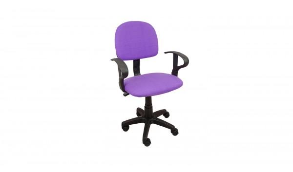 Офис стол НИКИ лилав