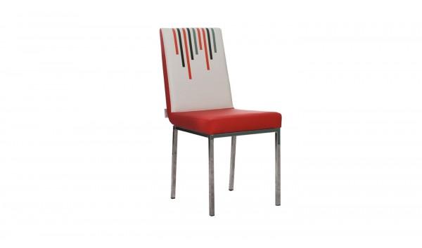 Стол Line червен
